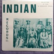 V/A: 18 Shoshone Songs LP UUSI / NEW