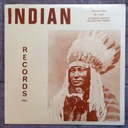 V/A: 19 Sioux (Standing Rock) Songs LP UUSI / NEW
