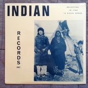 V/A: 12 Sioux Songs LP UUSI / NEW
