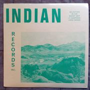Rocky Boy Singers: 17 Chippewa-Cree Songs LP UUSI / NEW