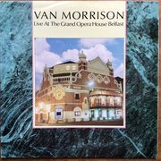 Van Morrison: Live At The Grand Opera House Belfast LP