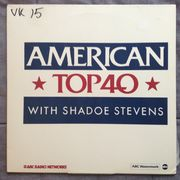 V/A: American Top 40 With Shadoe Stevens, 4xLP, PROMO