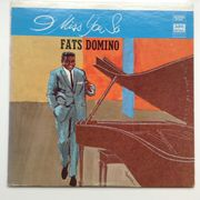 Fats Domino: I Miss You So LP