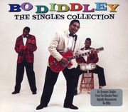 Diddley, Bo: The Singles Collection 2-CD UUSI / NEW