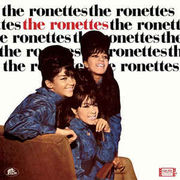 Ronettes: The Ronettes (Featuring Veronica) LP. UUSI / NEW