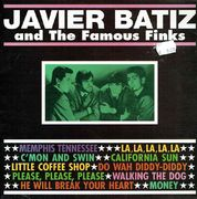 "Javier Batiz & The Famous Finks: S/T 10""-LP"