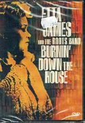 Etta James and The Roots Band: Burnin' Down The House DVD UUSI / NEW