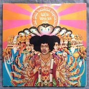 Jimi Hendrix Experience: Axis; Bold As Love LP