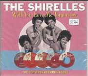 Shirelles: Will You Love Me Tomorrow - The Top Rank Records Story 2-CD UUSI / NEW