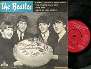 Beatles: I Want To Hold Your Hand +3 -EP