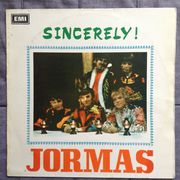 Jormas: Sincerely! LP