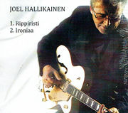 Hallikainen, Joel: Rippiristi / Ironiaa CD-single UUSI