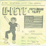 U-Pete & Papylonian Pojat / Wäinö & Wili and their inlaw orchestra: USA -osa 1 Euro-ohjukset // USA (versio) / In Texas