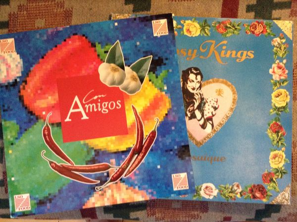 Gipsy Kings: Mosaïque LP; LSO MAINOSLEVY