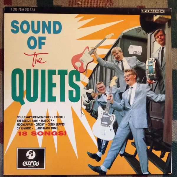 The Quiets: Sound of The LP