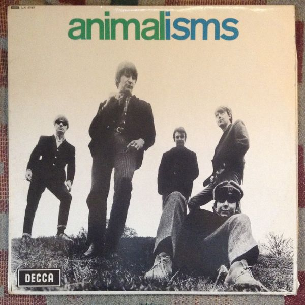The Animals: Animalisms LP