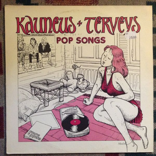 Kauneus & Terveys: Pop Songs LP