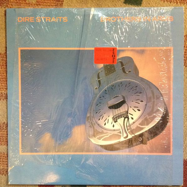 Dire Straits: Brothers in Arms LP
