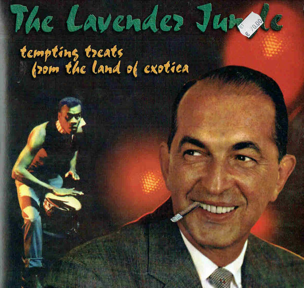 V/A: The Lavender Jungle - Tempting treats from the land of exotica 2-LP