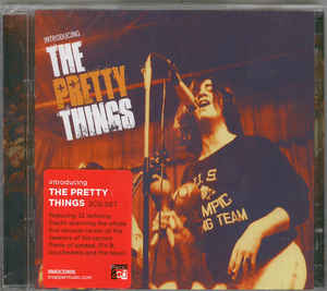 Pretty Things: Introducing The Pretty Things 2-CD UUSI / NEW