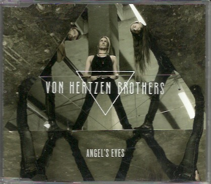 Von Hertzen Brothers: Angel's Eyes PROMO CD-single