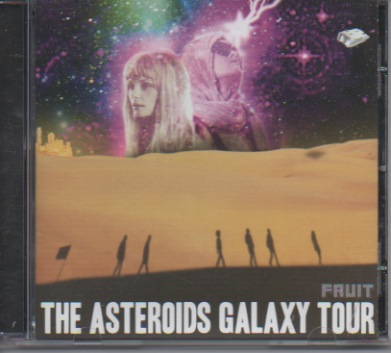 Asteroids Galaxy Tour: Fruit