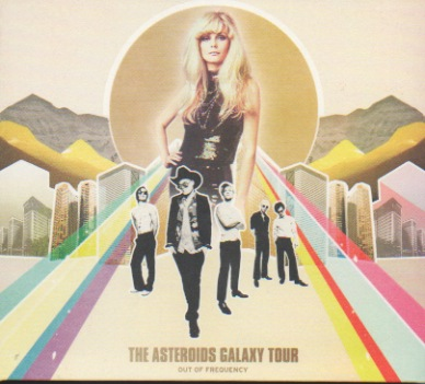 Asteroids Galaxy Tour, The: Out of Frequency