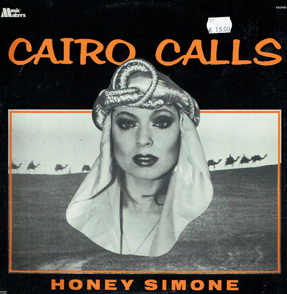 Honey Simone: Cairo Calls 12""
