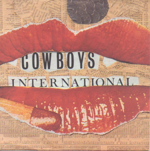 Cowboys International: Aftermath LTD Orange vinyl