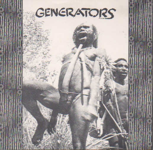 Generators: Brain Off Dance / Black Ice 7""