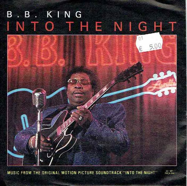 King, B.B.: Into The Night / Century City Chase Or J.B. In Teheran