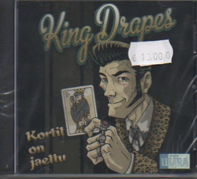 King Drapes: Kortit on jaettu UUSI/NEW