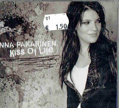Pakarinen Hanna: Kiss of Life / Falling Again