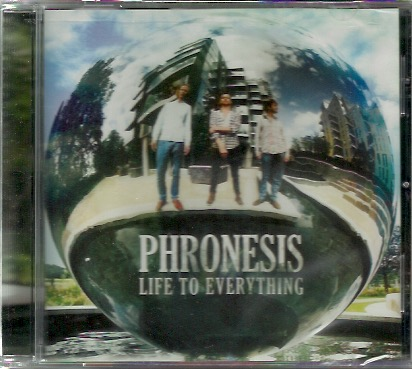 Phronesis: Life To Everything CD UUSI / NEW