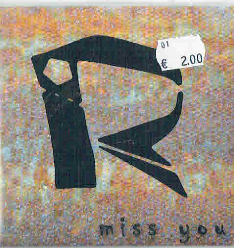 Rust: Miss You / Definite