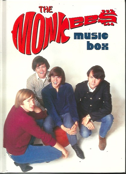 Monkees: Music box 4-CD BOX