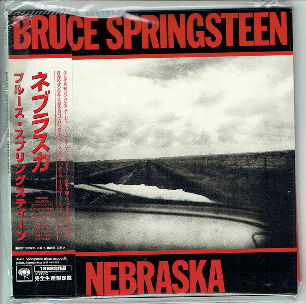 Springsteen, Bruce: Nebraska (Japan)