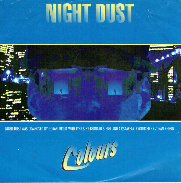 Colours: Night Dust