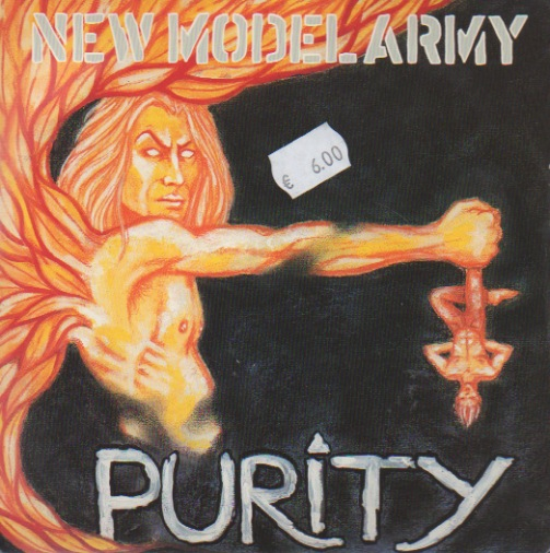 New Model Army: Purity / Vengeance (Live)