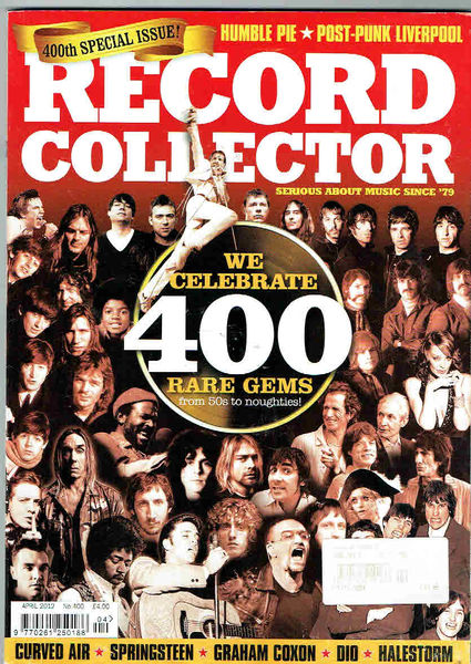 Record Collector 400 4/2012