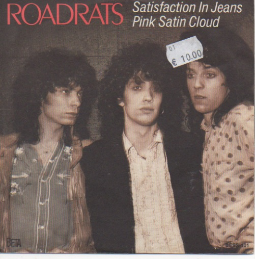 Roadrats: Satisfaction In Jeans / Pink Satin Cloud