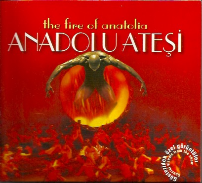 Anadolu Atesi (The Fire Of Anatolia): S/T CD
