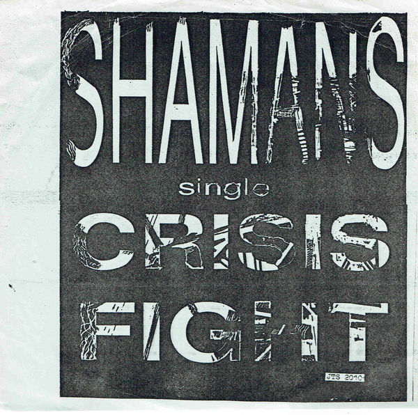 Jimi Tenor and his Shamans: Crisis / Fight 7""