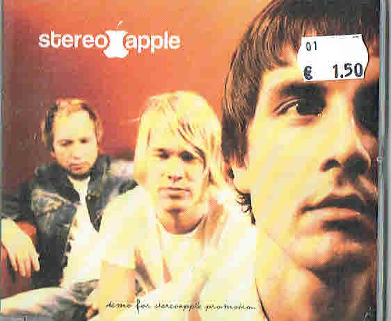 Stereo Apple: Lost Something Tonight + 2 PROMO