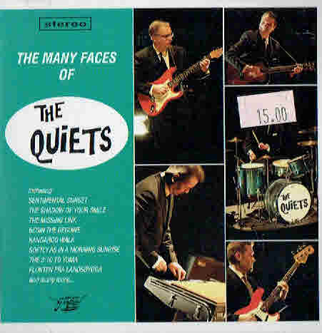 Quiets, The: The Many Faces of UUSI/NEW