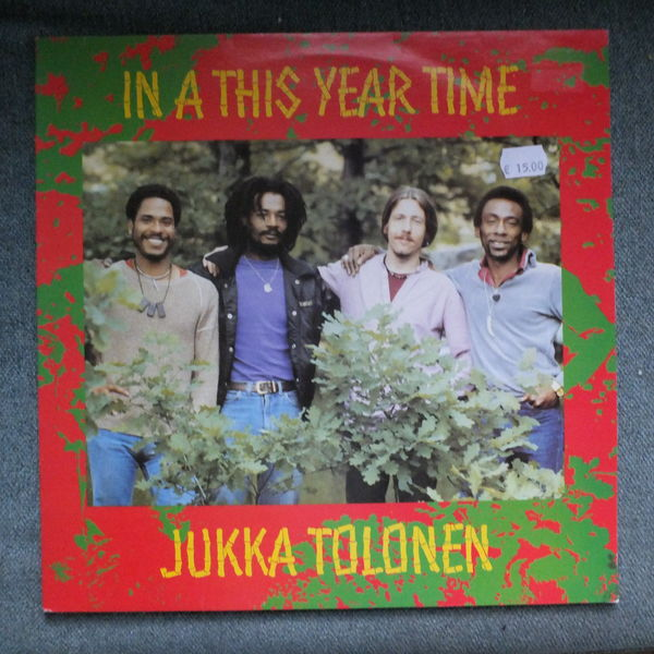 Jukka Tolonen: In A This Year Time UK-LP