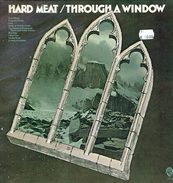 Hard Meat: Through A Window