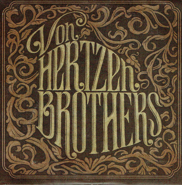 Von Hertzen Brothers: Faded Photographs PROMO CD-rS