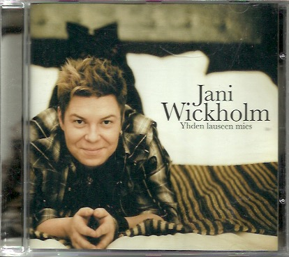 Wickholm, Jani: Yhden lauseen mies CD