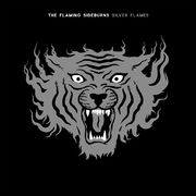 Flaming Sideburns: Silver Flames LP, CLEAR, UUSI / NEW